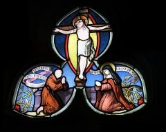Eglise Saint-Antoine - English:  Nozeroy, Église Saint-Antoine de Nozeroy.