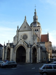 Eglise Notre-Dame -  Notre Dame de Gray (Haute Saône)