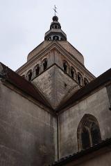Eglise Notre-Dame - Français:   Tour-clocher de la basilique Notre-Dame de Gray (70).