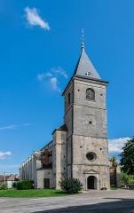 Eglise Saint-Symphorien - English:  Saint Symphorian church in Gy, Haute-Saône, France