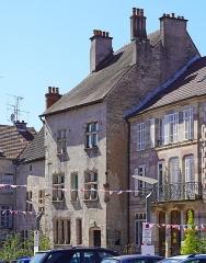 Maison dite Espagnole - Français:   La maison espagnole à Luxeuil-les-Bains.