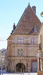Maison dite de François Ier - Français:   La maison de François Ier à Luxeuil-les-Bains.
