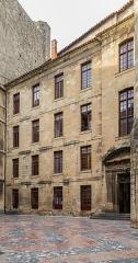 Ancien archevêché et ses abords - English:  Archbishops Palace in Narbonne, Aude, France