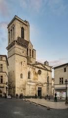 Cathédrale Notre-Dame et Saint-Castor - English:  Cathedral of Our Lady and Saint Castor of Nîmes, Gard, France