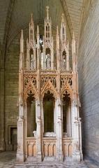 Ancienne chartreuse du Val-de-Bénédiction -   Mausoleum for Innocent VI.