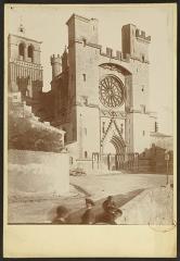 Ancienne cathédrale Saint-Nazaire et cloître Saint-Nazaire -