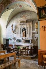 Eglise paroissiale Notre-Dame-de-la-Carce - English:  Interior of the Our Lady church in Marvejols, Lozère, France