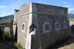 Fort carré et tour de l'Etoile - Français:   Collioure Fort carré
