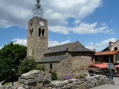 Eglise Saint-Félix - Català:   L\'església, des del sud-est