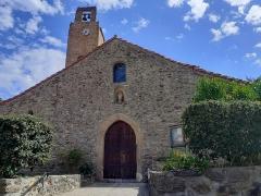 Eglise Saint-Fructueux - Català:   Església de Sant Fruitós de Taurinyà