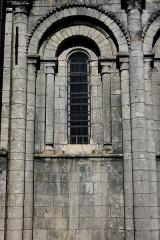 Eglise Saint-Barthélémy - Français:   Saint-Barthélémy de Grandjean, détail