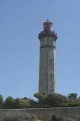 Vieux Phare des Baleines et phare des Baleineaux -  _DSC0089.JPG