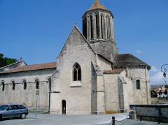 Eglise Notre-Dame -  Charente-Maritime Surgeres Eglise Notre-Dame