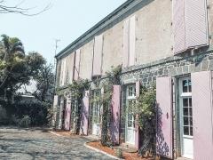 Résidence du Sous-Préfet - Français:   Maison inscrite aux monuments historiques, résidence du sous-préfet de Saint-Pierre
