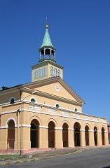 Cathédrale Saint-Sauveur - Français:   CATHEDRALE SAINT-SAUVEUR DE CAYENNE EN GUYANE