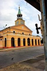 Cathédrale Saint-Sauveur - Français:   Edifice religieux au cœur de Cayenne