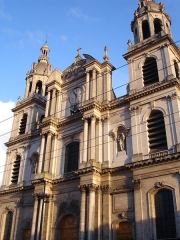 Cathédrale -  Nancy (54) Cathédrale Notre-Dame-de-l'Annonciation de Nancy