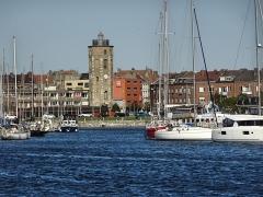 Tour du Leughenaer - Français:   La tour du Leughenaer, Dunkerque, Nord, (France).