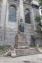 Cathédrale Notre-Dame et Saint-Vaast -  Cathédrale Notre-Dame-et-Saint-Vaast d'Arras