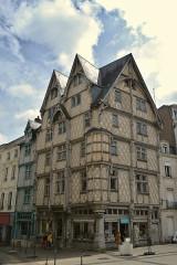 Maison d'Adam et Eve ou de l'Arbre de Vie - English:  Angers