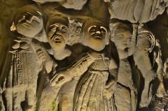 Caves dites des Mousseaux - English:   Cave aux sculptures
