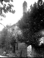 Chapelle Sainte-Catherine ou lanterne des morts -