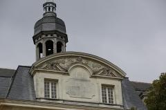 Anicenne abbaye Saint-Vincent, actuellement lycée Bellevue -  Lycée Bellevue du Mans.