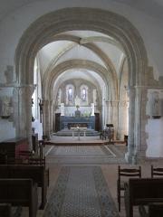 Eglise Notre-Dame -  église Notre-Dame de Magneville