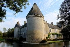 Château de Colombières - Français:   Château de Colombières