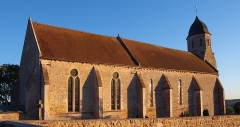 Eglise Saint-Martin - Français:   Croisilles (Normandie, France). L\'église Saint-Martin.