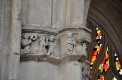 Eglise de la Trinité - Français:   Église de la Trinité (Falaise, Calvados, 17)