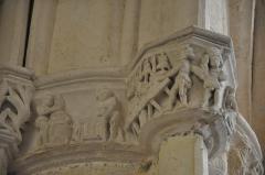 Eglise de la Trinité - Français:   Eglise de la Trinité à Falaise (Calvados, 14)