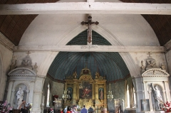 Eglise - Français:   Église Saint-Jean-Baptiste de Manerbe 2020