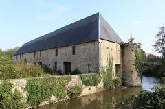 Château - Français:   Château de Vouilly, Isigny-sur-Mer, Calvados