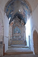 Eglise Saint-Vorles - Deutsch:  St-Vorles de Châtillon-s-S, Karmel-Kapelle