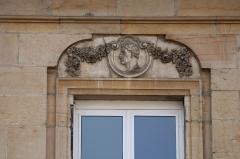 Hôtel Fevret de Saint-Mesmin - Français:   Extérieur de l\'Hôtel Févret de Saint-Mesmin à Dijon (21).