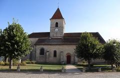 Eglise de la Nativité - Français:   Église de la Nativité de Mirebeau-sur-Bèze (21). Extérieur. Flanc nord.