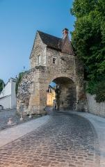 Immeuble dénommé Avant-Porte du Croux - English:   Avant-Porte du Croux in Nevers, Nièvre, France