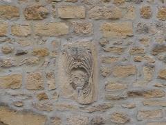 Tour du moulin - Deutsch:  Tour du Moulin Blattmaske