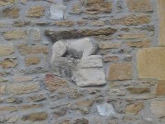 Tour du moulin - Deutsch:  Tour du Moulin Fassade