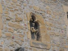Tour du moulin - Deutsch:  Tour du Moulin Nische