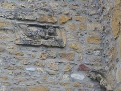 Tour du moulin - Deutsch:  Tour du Moulin Skulptur