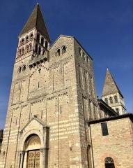 Ancienne abbaye Saint-Philibert - Français:   Abbaye Saint-Philibert de Tournus (Saône-et-Loire, Bourgogne-Franche-Comté).
