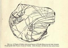 Grottes préhistoriques - English:  figure(s):  13