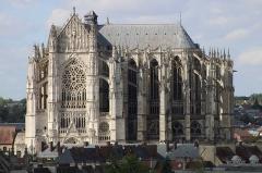 Cathédrale Saint-Pierre - Français:   Cathédrale Saint-Pierre de Beauvais