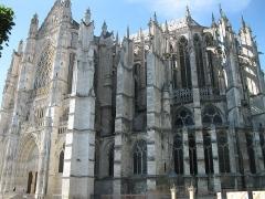 Cathédrale Saint-Pierre - Français:   Cathédrale de Beauvais