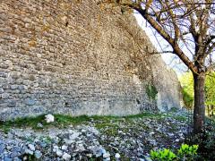 Remparts - Français:   Rempart gallo-romain nord