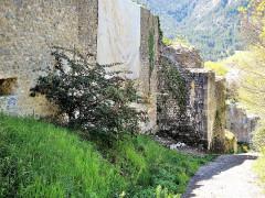 Remparts - Français:   Rempart ouest