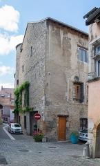 Maison de la Poype - Polish Wikimedian and photographer Free-license photographer