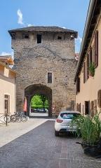 Porte de Ville dite Porte Neuve ou Porte François Ier - Polish Wikimedian and photographer Free-license photographer